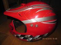 scrambler /quad helmet