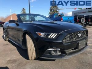 2016 Ford Mustang V6 | CONVERTIBLE | LOW KM'S