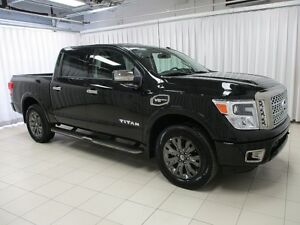 2017 Nissan Titan DO NOT MISS OUT ON THIS FULLY LOADED PLATINUM
