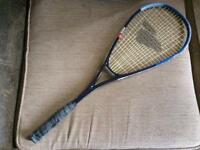 Squash Racket . Never used .