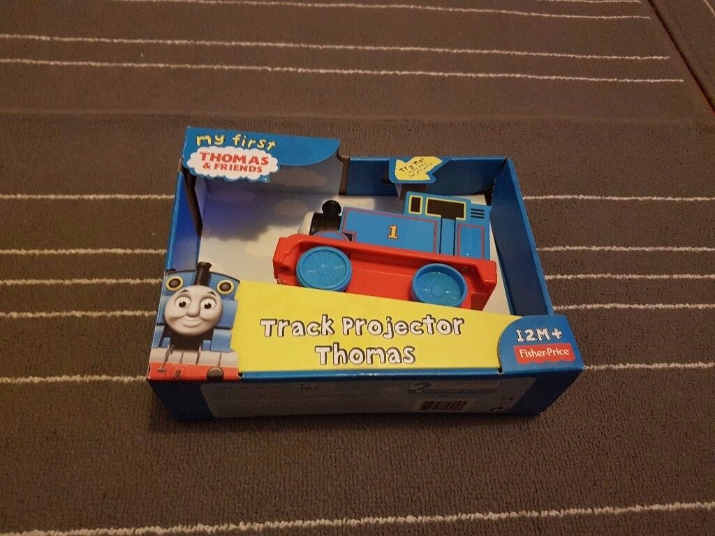 Thomas & Friends My First Track Projector Thomas new