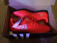 New Adidas Indoor Football Boots Size 11