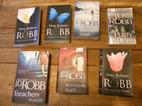 Nora Roberts 7 x books bundle