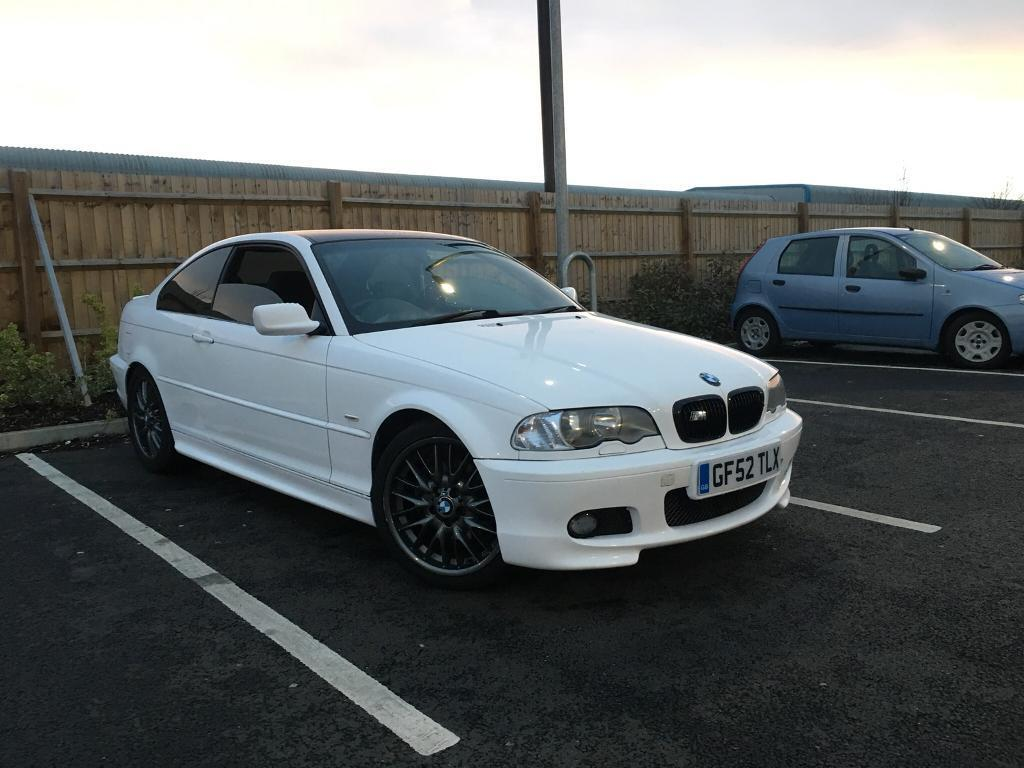 Bmw 325ci sport White manual service history low miles coupe