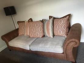 DFS 4 Seater sofa (5 months old)
