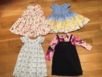 Large 12-18 months girls clothes bundle