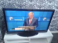 """42"""" Alba LCD TV No Remote"""