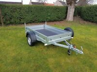 New Trailer (6 x 4 x 1,2) - £500 inc vat