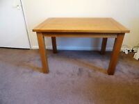 pine effect table