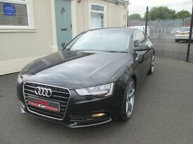 "AUDI A5 SPORTBACK TDI 177 BHP WITH NEW 20"" TTRS **FINANCE AVAILABLE!!**"