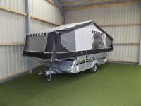 Pennine Quartz 4 Folding camper