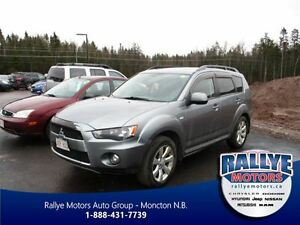 2013 Mitsubishi Outlander ES 4X4! NEW TIRES! HUGE WARRANTY!