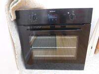 HOTPOINT SINGLE FAN ASSISTED OVEN