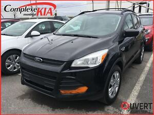 2013 Ford Escape S BLUETOOTH CRUISE GR.ELECTRIQUE A/C