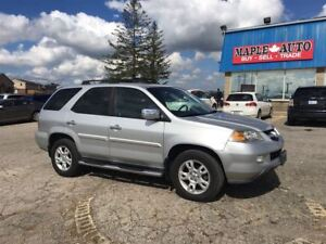 2006 Acura MDX Touring Pkg - LEATHER - MOONROOF  - DVD