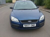 2007 Ford Focus Petrol 1.6 FULL YEAR MOT Excellent Condition Throughout Ideal Family Car....