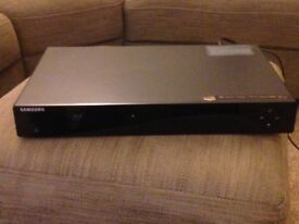 Samsung HD blu ray player. Very good condition. Ideal Christmas present.