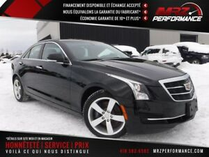 2017 Cadillac ATS berline AWD - 2.0T - Luxury - Full - Comme neu