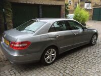 Mercedes Benz E Class 2.1 Hybrid/Diesel Auto 4dr Saloon 1-owner full-history, Sat-Nav, not PCO used