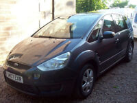 2007 ** FORD *S -MAX* 1.8 DIESEL LX TDCi * 7 Seats * MPV
