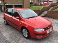 %% FIAT STILO 1.9 JTD %% 2005 55 REG % 1 OWNER % FSH % TURBO DIESEL % RED % EXCELLENT CONDITION %