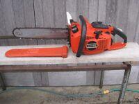 Chainsaw Echo550EVL Petrol 17 inch Bar