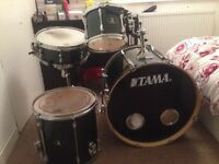 TAMA SUPERSTAR 4 PIECE DRUM KIT