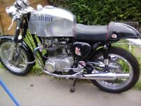 78 Yamaha XS 650 Cafe Racer like Triton & Tribsa