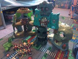 Jake & the never land pirates toys