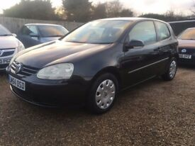 VOLKSWAGEN GOLF 1.4 S HATCHBACK 3DR 2005(54)*RARE LOW MILEAGE*1 OWNER FROM NEW*EXCELLENT CAR*
