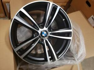 "Bmw 18"" mags  wheels summer  winter new in box"