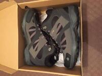 Regatta isotex mens size 8 waterproof hiking boots