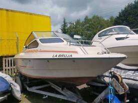 19 ft fletcher dorado 90 hp yamaha outboard