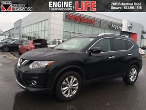 2015 Nissan Rogue SV AWD - Low Km's - 1.5% Financing Available -