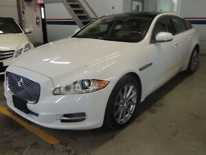 2013 Jaguar XJ 3.0 LT, AWD, NAVIGATION, CAMERA, LEATHER
