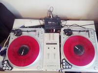 Full DJ package - (Serato)