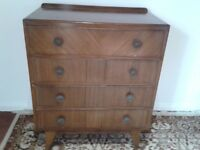 Old Chest Of Drawers -DELIVERY AVAILABLE