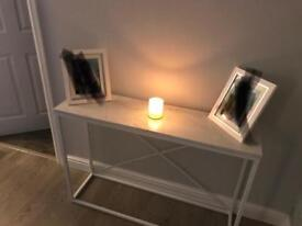 Next Marble Console Table