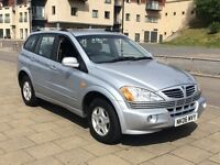 SsangYong Kyron *DIESEL AUTO FULL SERVICE HISTORY* LOW MILEAGE