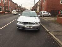 JAGUAR X TYPE 2008 ABSOLUTE BARGAIN!
