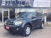 2008 Ford Escape XLT ** Sunroof, 4 Wheel Drive, V6 **