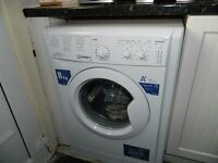 INDESIT 8KG LOAD WASHING MACHINE