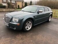 2007 Chrysler 300c estate 3.0crd auto,Full service history,drive very good,BARGAIN Hengrove, Bristol