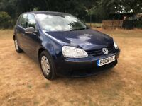 2008 Volkswagen Golf 2.0 tdi TOP OF THE RANGE VERY LOW MILEAGE - 74,000 FULL SERVICE HISTORY