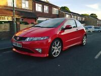 HONDA CIVIC TYPE R FOR SWAPS. BUY NOW FOR £4300. EXCELLENT CAR!