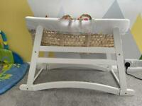 NEW baby moses basket