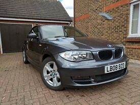 BMW 1 SERIES 2.0 118i SE 2dr Convertible, FSH, Just Been Serviced