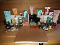 Top branded make up and more
