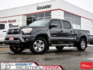 2012 Toyota Tacoma Double Cab TRD Sport Package V6 4x4