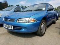 2001 Proton Wira LXI 1.5 Petrol 5 Doors, only 75k with 12 months MOT